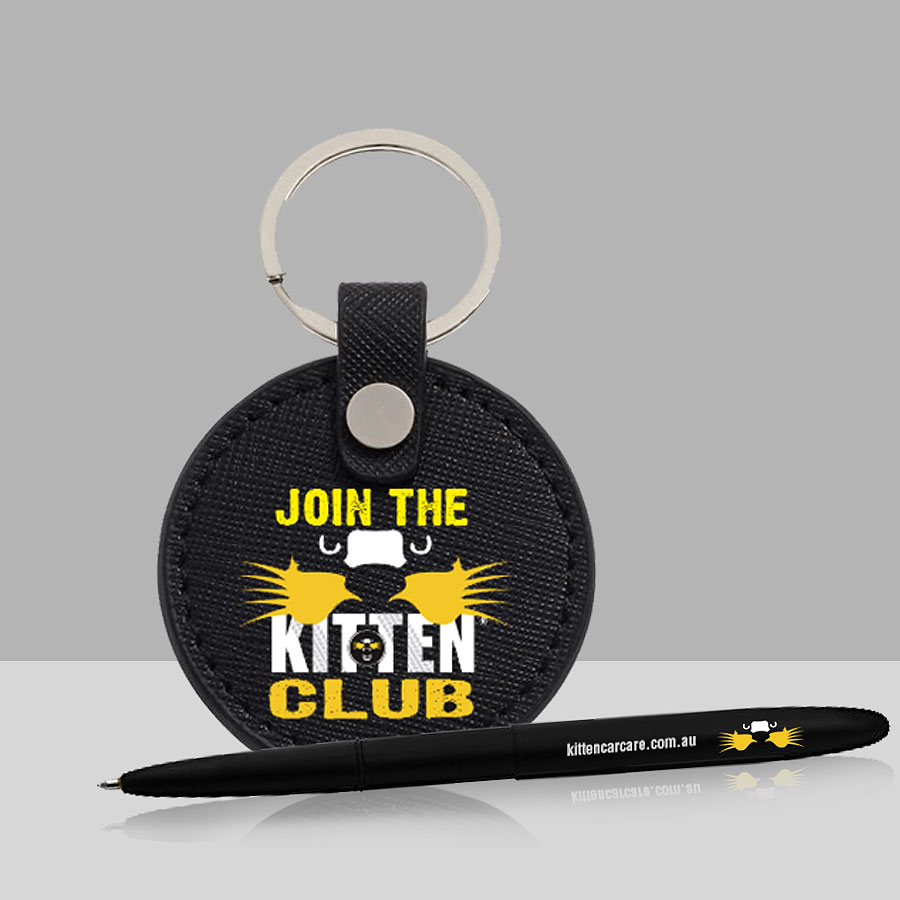 Join the KITTEN Club Merchandise