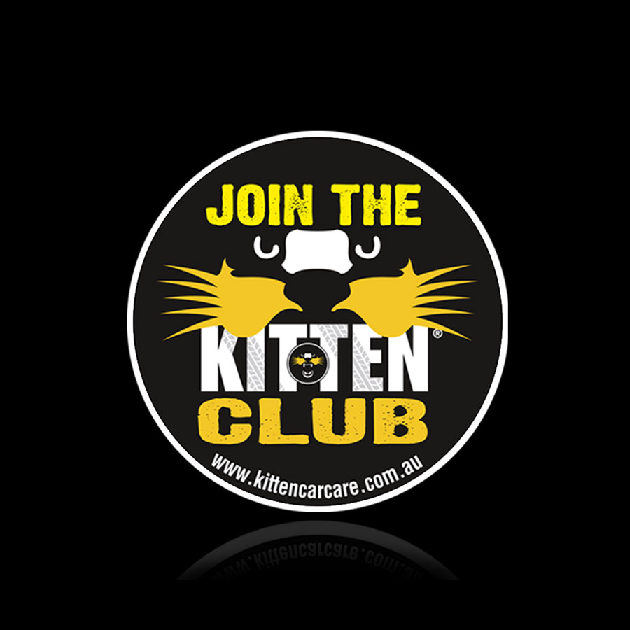 Join the KITTEN Club Logo