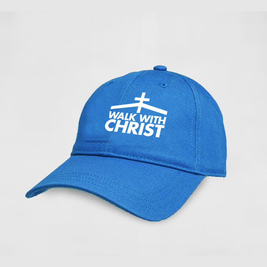 Walk with Christ Cap