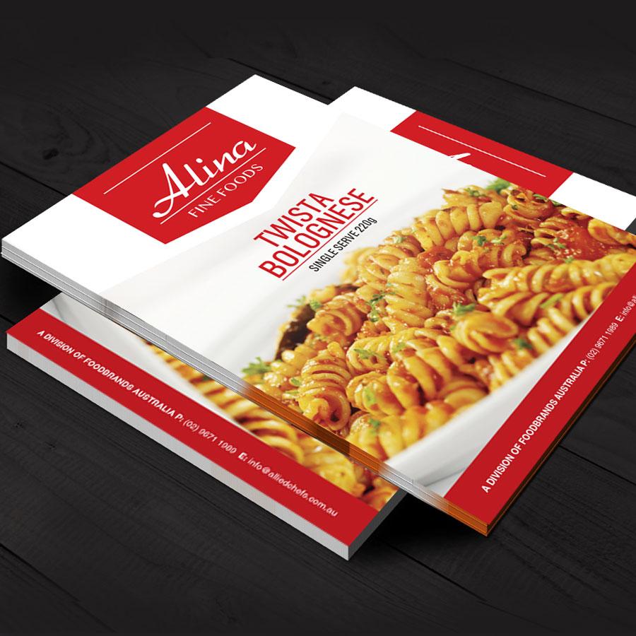 Alina Fine Foods Flyers