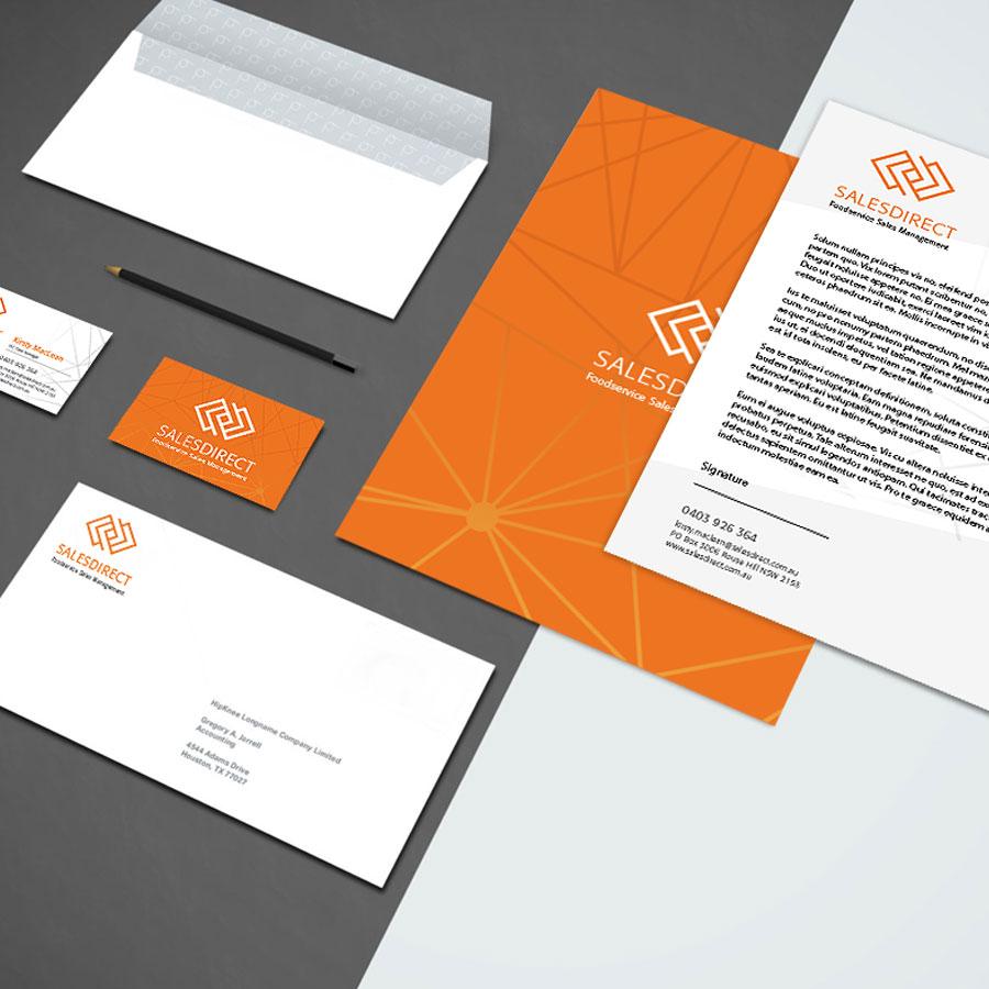 Sales Direct Branding