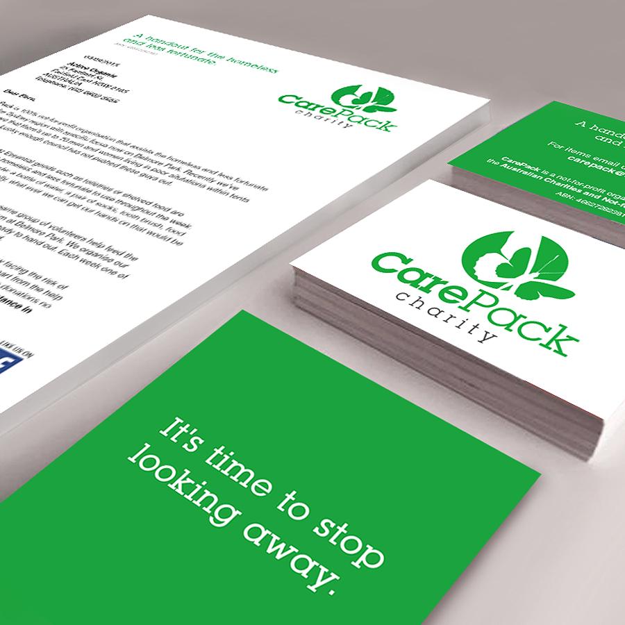 CarePack Branding